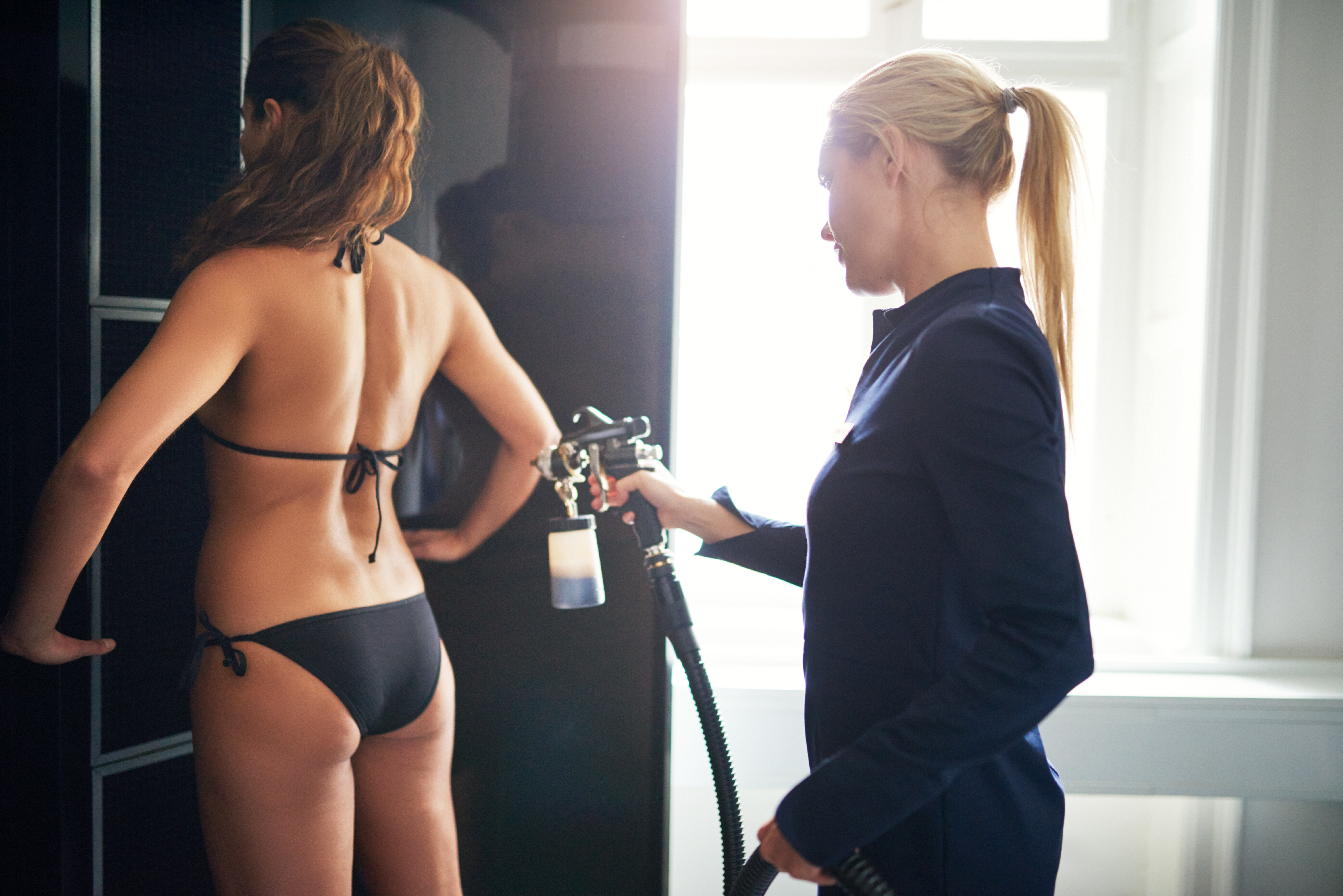 spray tanning near me, Misconception-Suns: Spray Tan Myths You Shouldn't Believe, House of Tans